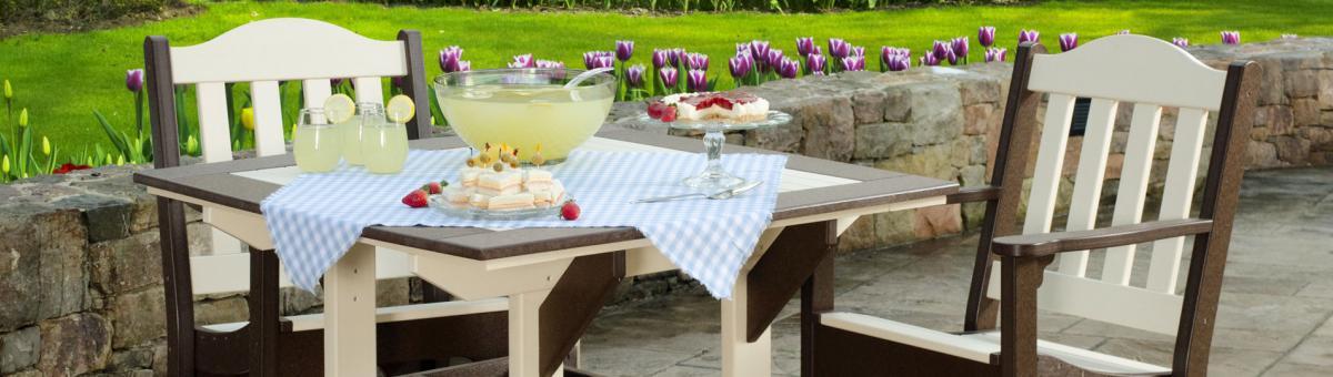 Avonlea Garden Furniture at Gene Lillys