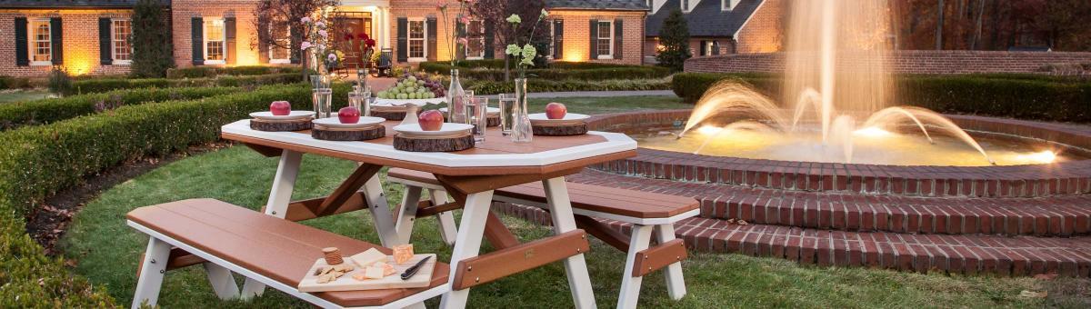 Garden Dining Furniture at Gene Lillys