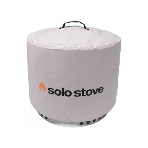 Solo Stove Bonfire fire pit cover / shelter sold by Gene Lilly Pools and Spas