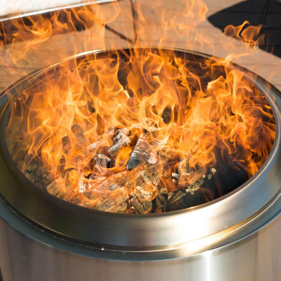 C. Yukon Fire PitLess Smoke, More Fun - Gene Lilly Pools ...